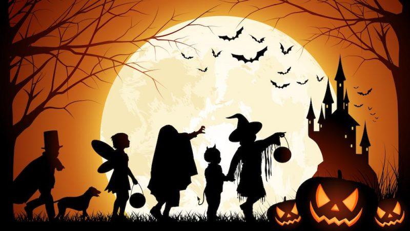 Getting Down to Halloween Deadline . . .